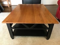 Coffee Table (west elm, cb2, restoration hardware, pottery barn, crate and barrel, Ethan Allen) 30 km