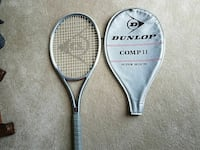 Dunlop Comp II Tennis Racquet Super Mid 95 Rockville, 20855