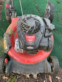 Moving Sale: Troy Bilt tb100 Gas Mower Norfolk, 23510