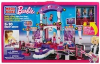 Barbie - Super Star Stage - build and play