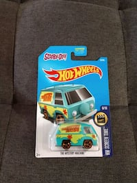 Scooby Doo Mystery Van HotWheels Car Charleston, 29414