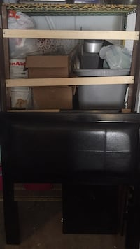 Solid wood twin bed with backboard and feet rest Peoria, 85345