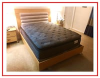 King Sized Mattress & Foundation Box Spring -  - In Plastic Manassas