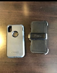 Iphone otterbox case for iphone x