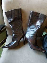 Boots from Aldo ladies size 10 like new Newmarket, L3Y 5A5