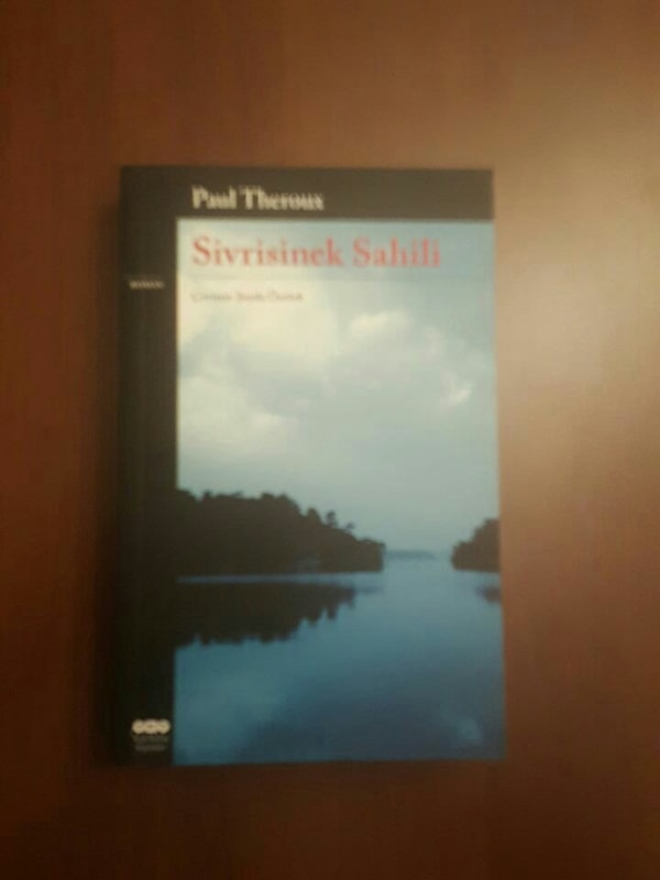 Sivrisinek sahili Paul Theroux kitabı