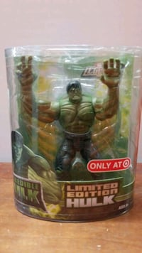 Target Limited Edition Incredible Hulk action figu The Bronx, 10454