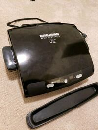 George Foreman Grill (removable plates)
