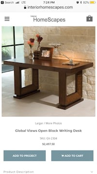 Global Views Desk (6 most old) Mount Vernon, 10552