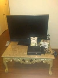 Xbox 360 bundle with TV Melbourne, 32934