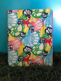 Lilly Pulitzer iPad Case Chiquita Bonita with Stand - $10 or Best Offer