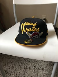 black and yellow Los Angeles Lakers fitted cap Winnipeg, R2K 4A1