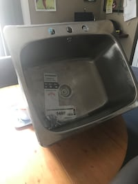 Top Mount Laundry Sink