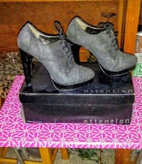 High heels very pretty in gray size 5 Avon Park, 33825