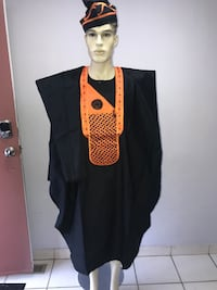Custom made Agbada for both men and women  Toronto, M1B 2B9