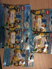 Lego Simpson in package Mississauga, L5H 2S9