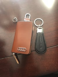 Key chain and case