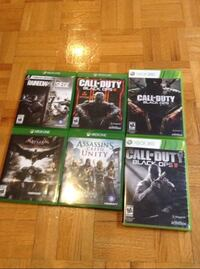 xbox one games for sale  Laval, H7M 2E8
