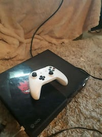 xbox one with controller and games on hard drive Maple Ridge, V2X 2M4