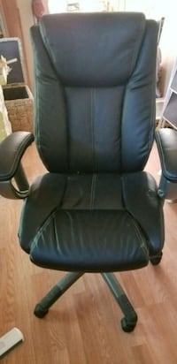 Adjustable Leather Desk chair Odenton