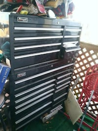 black and gray Craftsman tool chest East Wenatchee, 98802