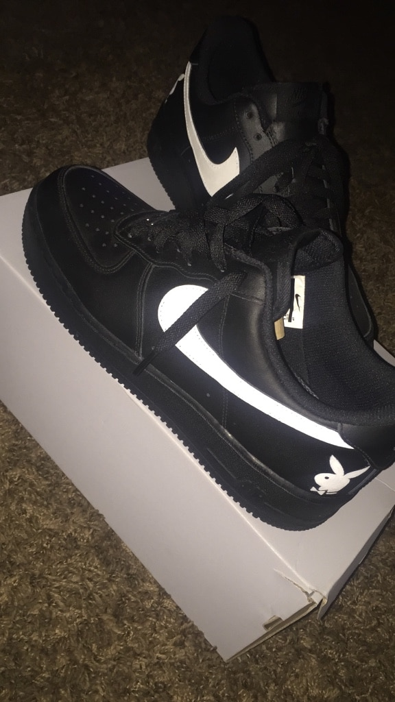 Air Force 1s customs