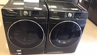 Samsung Smart Home Steam Washer and Dryer Pair! Johns Creek, 30022