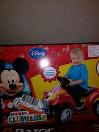 Mickey Mouse Clubhouse toy box Detroit, 48221