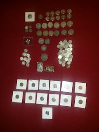 A Variety of interesting silver coins. Norwich, 06360