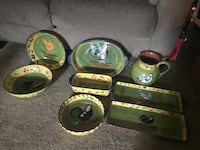 assorted ceramic plates and bowls Woodbridge Township, 08832