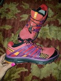 X Mission 1 running shoes