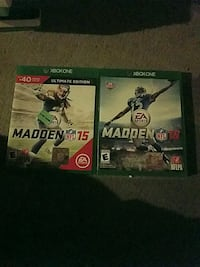 two Xbox One games Twin Lakes, 53181