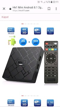 Tv boks android 8 tv smart