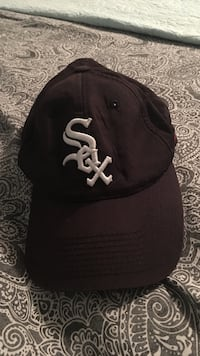 black Sox embroidered cap