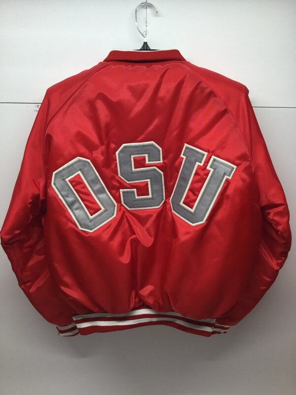 Ohio State University Women S Snap Quilted Lined J