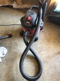 black and red canister vacuum cleaner Chino Hills, 91709