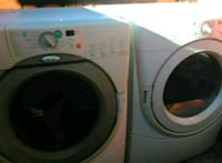 Washer & GAS Dryer 370 mi