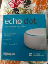 Alexa echo dot