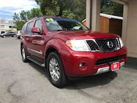 Nissan - Pathfinder - 2008 Washington, 20024