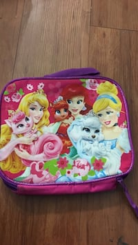 Girl's Disney Princess  Lunch Box Arlington, 22209