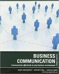 Business Communication Canadian Edition book