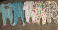 6 6/9 6/12 month baby girl winter clothes Boise, 83704