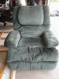 Recliner, rocker, massage.