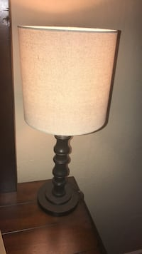 black and white table lamp Clayton, 94517