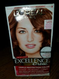 L'oreal Excellence Cream Hairdye 5RB Inwood, 25428