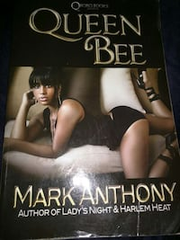 Queen Bee Mark Anthony Author of Lady's Night & Ha Capitol Heights, 20743