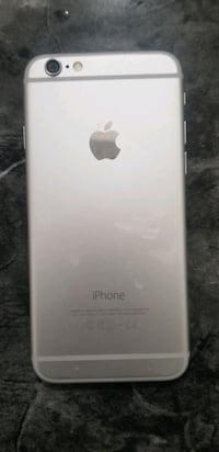 iPhone 6 Silver 64gb  Toronto, M3N 1A1