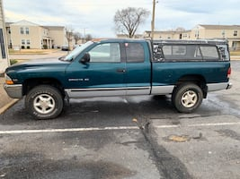 1997 Dodge Dakota 4X4 CLUB CAB