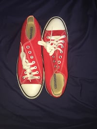 CONVERSE RED LOWTOP Dunedin