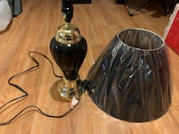Two tables lamp brand new Newark, 07106